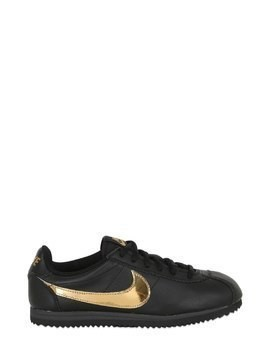 CORTEZ LEATHER SNEAKERS