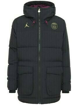 Jordan Psg Hooded Down Parka