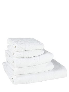 MEDUSA CLASSIC SET OF 5 COTTON TOWELS