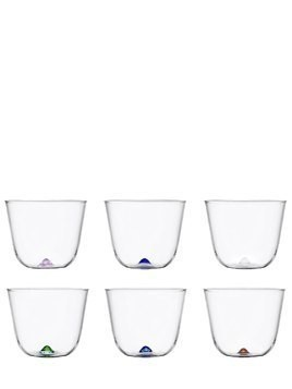 BAMBUS PARTY SET OF 6 WATER GLASSES