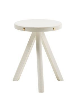 DEGABELLO WOODEN STOOL
