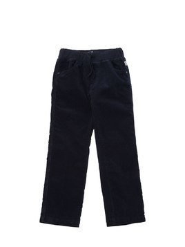 STRETCH COTTON CORDUROY PANTS