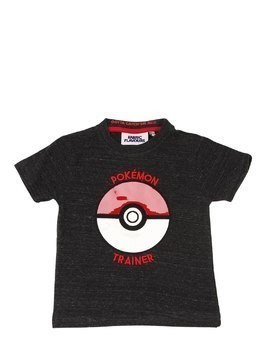 POKÉMON PRINT COTTON JERSEY T-SHIRT