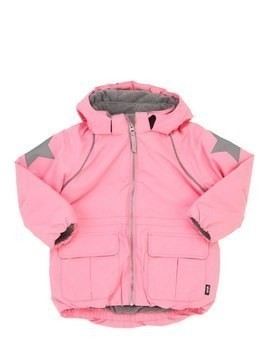NYLON SKI DOWN JACKET