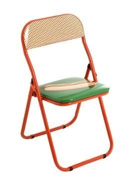 HOTDOG FOLDING CHAIR