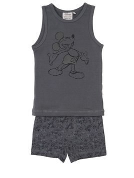 MICKEY ORGANIC JERSEY TANK TOP & SHORTS