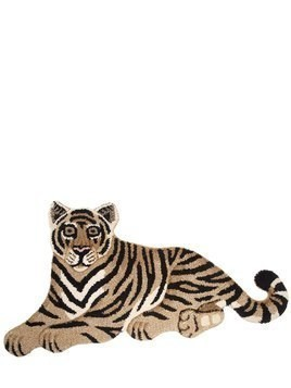 TIGER WOOL & COTTON RUG