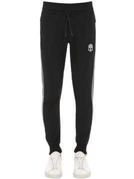 SKULL SWEATPANTS