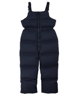 PADDED NYLON SKI PANTS