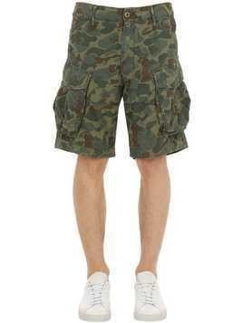 ROVIC RELAXED RIPSTOP CARGO SHORTS