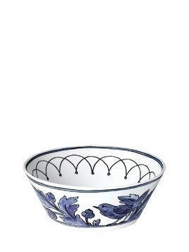 BLUE BIRD LARGE BOWL