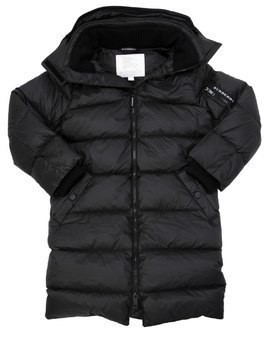 OVERSIZE NYLON DOWN JACKET