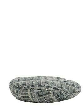 Cher Acetate Blend Tweed Beret