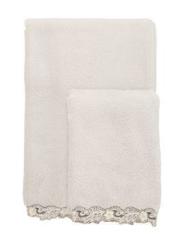 PETITE MAISON SET OF 2 COTTON TOWELS