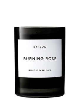 70GR BURNING ROSE - SCENTED CANDLE
