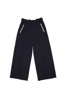 FLARED TRIACETATE PANTS