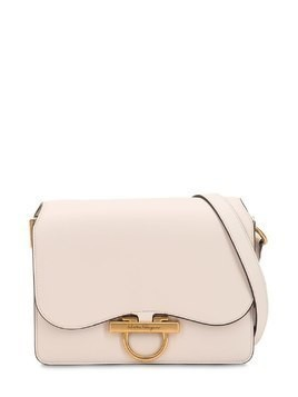 JOANNE LEATHER SHOULDER BAG