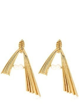 ALICAN ICOZ AMORE PEARL EARRINGS