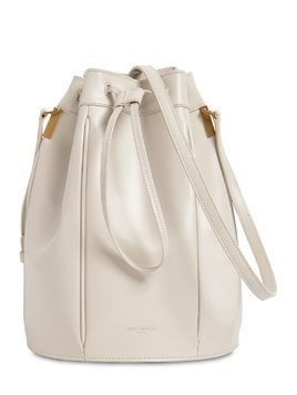 MEDIUM TALITHA LEATHER BUCKET BAG