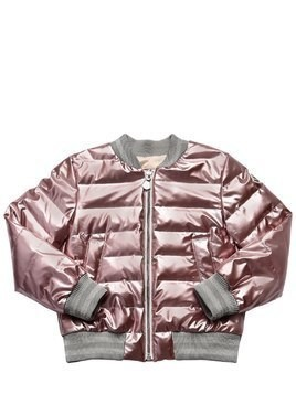 GARONNA NYLON DOWN BOMBER JACKET