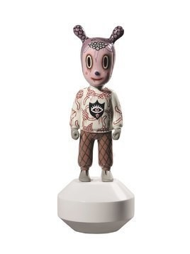 SMALL THE GUEST BY GARY BASEMAN