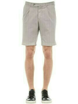 Light Stretch Gabardine Shorts