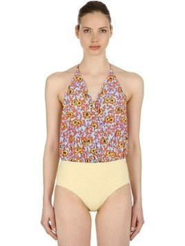 CAMARAT FLORAL ONE PIECE SWIMSUIT