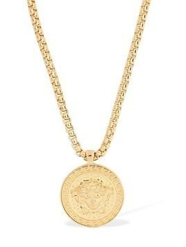 MEDUSA COIN NECKLACE