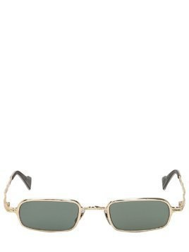 Z18 SQUARED METAL SUNGLASSES