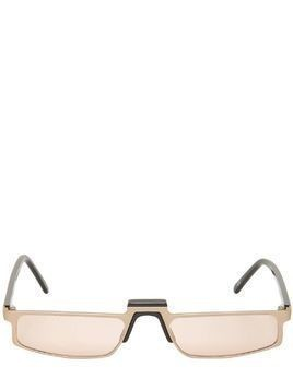 MUHREN RECTANGULAR SUNGLASSES