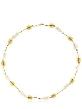 ALICAN ICOZ TORSADO PEARLS NECKLACE