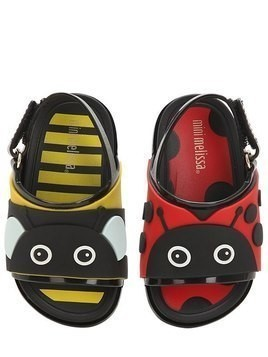LADYBIRD & BEE RUBBER SANDALS
