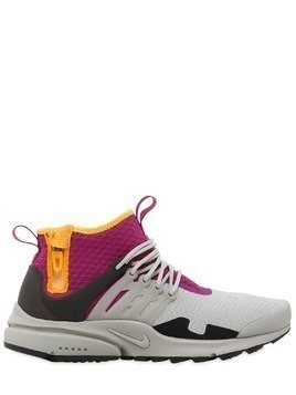 AIR PRESTO MID TOP SP SNEAKERS