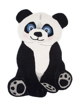 PANDA WOOL & COTTON RUG