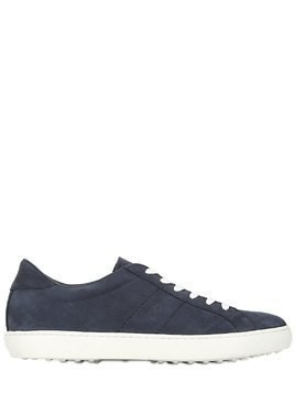 NUBUCK TENNIS SNEAKERS