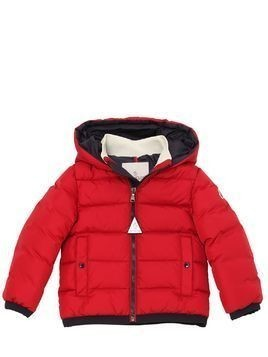 STEFAN NYLON DOWN JACKET