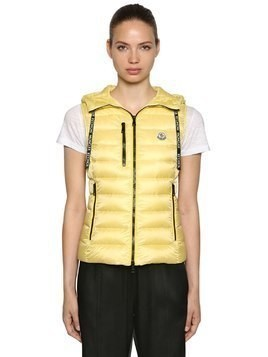 SUCRETTE QUILTED NYLON DOWN VEST