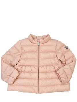 JOELLE NYLON & DOWN JACKET