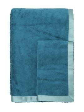 SET OF 2 COTTON TERRYCLOTH TOWELS