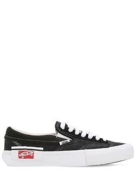 SLIP ON CAP LX SNEAKERS