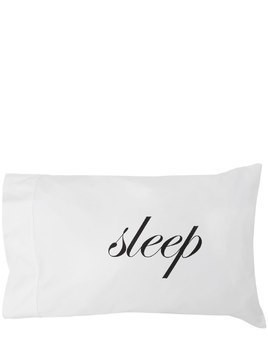SLEEP/FUCK COTTON PILLOWCASE SET