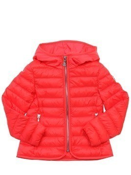 TAKAROA NYLON DOWN JACKET