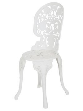 INDUSTRY GARDEN ALUMINUM CHAIR