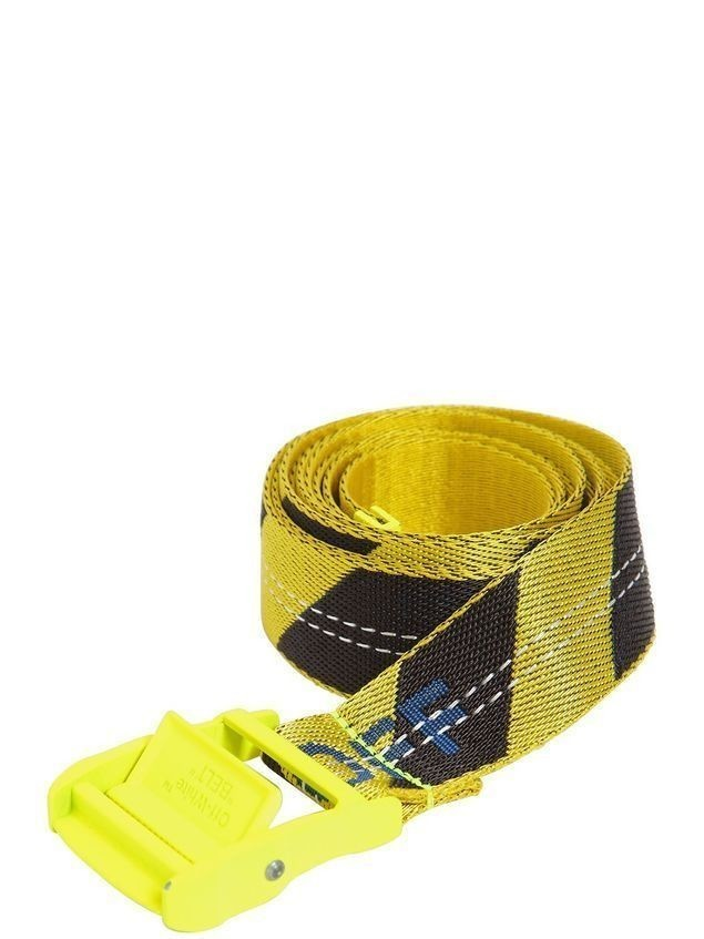 35MM DIAGONAL STRIPES INDUSTRIAL BELT