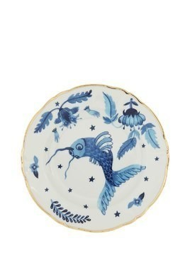 FISH FRUIT PORCELAIN PLATE