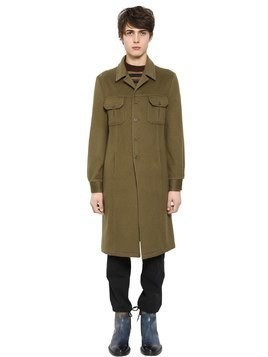 CASHMERE CLOTH COAT
