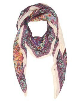 BOMBAY TWILL PRINTED SCARF