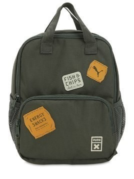 CANVAS NYLON BACKPACK