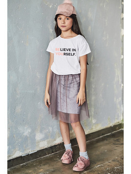 T-shirt Believe in Yourself BE YOU (Kids)