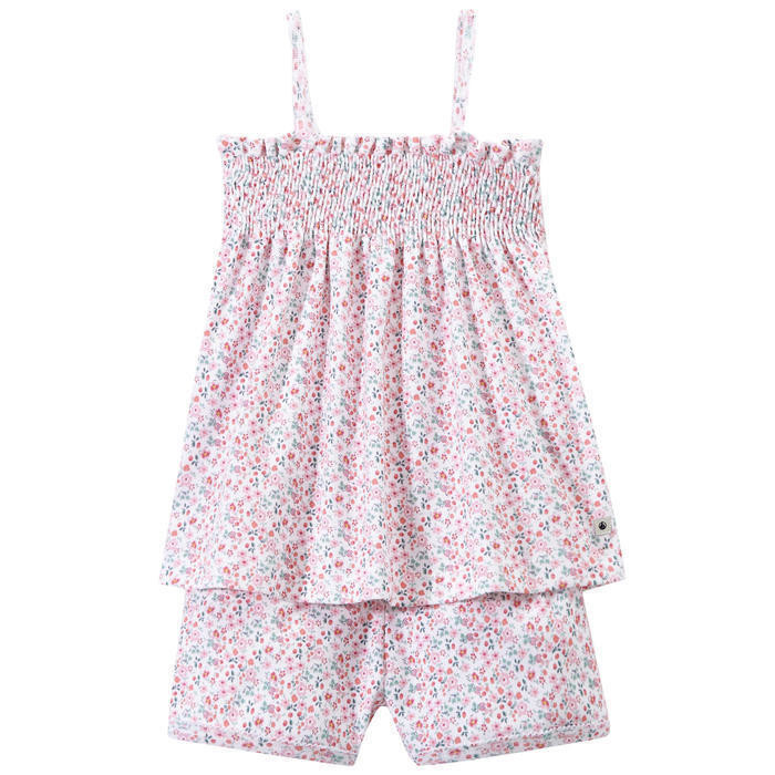Short 2-piece pyjamas